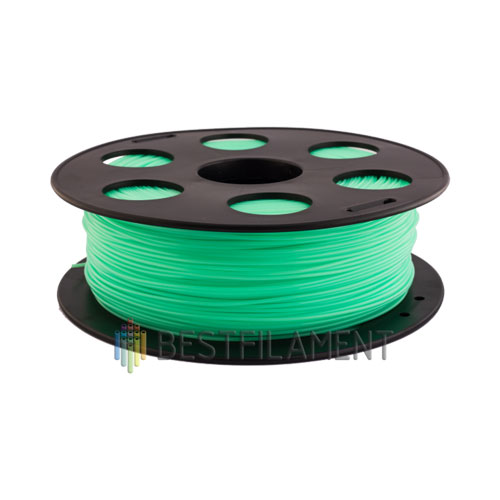 PLA пластик Bestfilament 1,75 мм, Салатовый, 1 кг