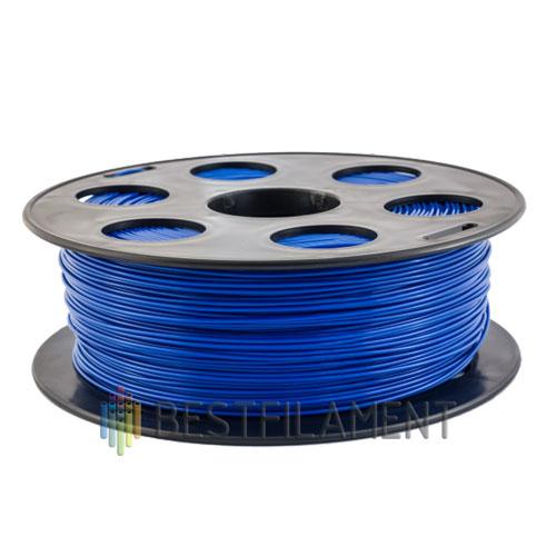 PLA пластик Bestfilament 1,75 мм, Синий, 1 кг