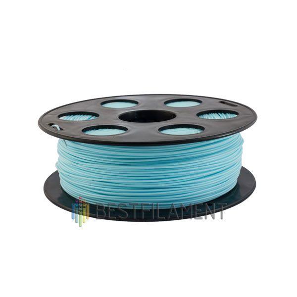 PLA пластик Bestfilament 1,75 мм, Небесный, 1 кг
