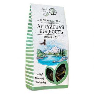 Иван-чай Алтайская бодрость, 50 гр