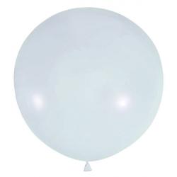 Голубика Макарун полуметровый латексный шар с гелием