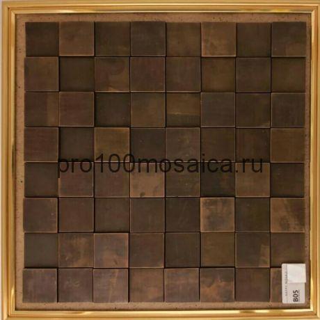 B05. Мозаика серия BRONZE соты  размер, мм: 305*305*9 и 6 (Happy Mosaic)