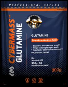 Glutamine от Cybermass 300 гр