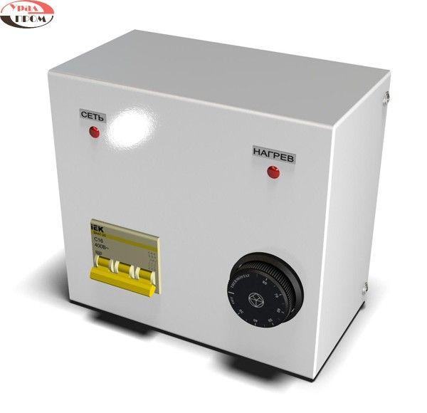 Пульт управления ПУЭ-12 для котлов ЭВПМ до 12 кВт
