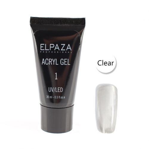 Акригель ELPAZA ACRYL GEL 30ml 01
