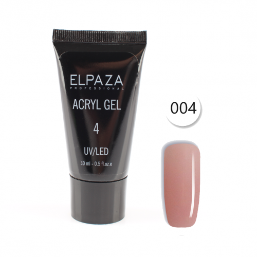 Акригель ELPAZA ACRYL GEL 30ml 04