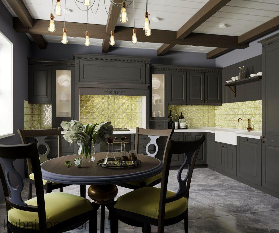 Кухня Galliano