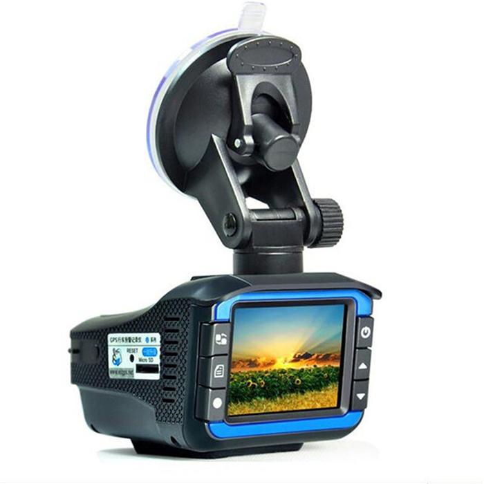 Комбо-Устройство 2 В 1 Видеорегистратор-Антирадар Radar Video Recording Machine