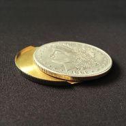 Slippery Expanded Shell (Morgan Dollar, Copper)