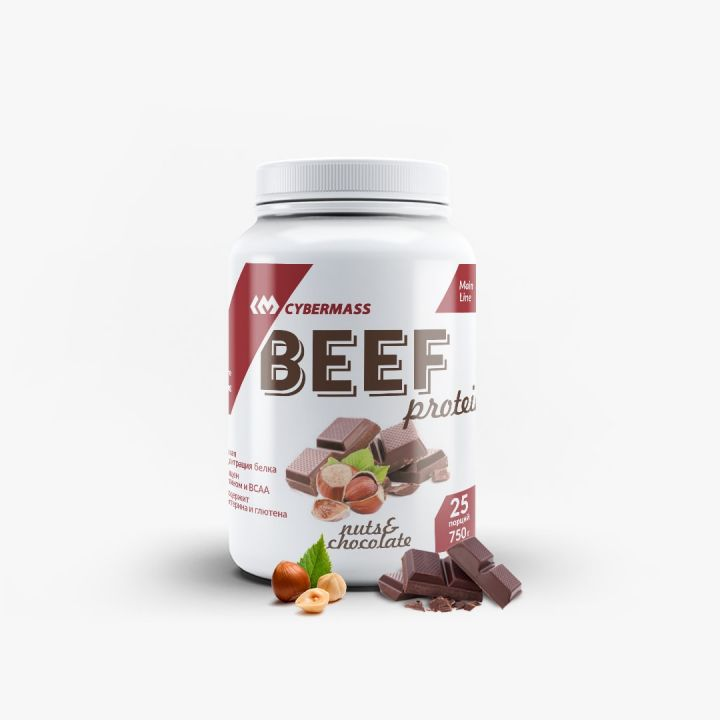 CYBERMASS - BEEF Protein