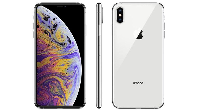 Apple iPhone Xs 64GB Silver (A2097) (MT9F2RU/A)