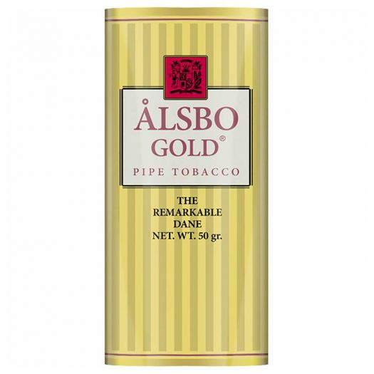 Табак трубочный Alsbo Gold