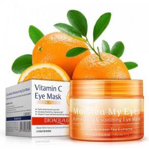 Маски для глаз с апельсином и витамином С , 36 шт