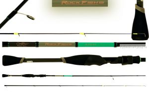 Спиннинг Silver Stream Rock Fish S732 2,20 м / тест 1,2  - 10 гр