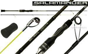 Спиннинг Silver Stream Salamander Solid SSS702L 2,1 м / тест  0,8 - 9 гр