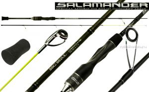 Спиннинг Silver Stream Salamander Solid SSS732ML  2,19 м / тест    3 - 12 гр