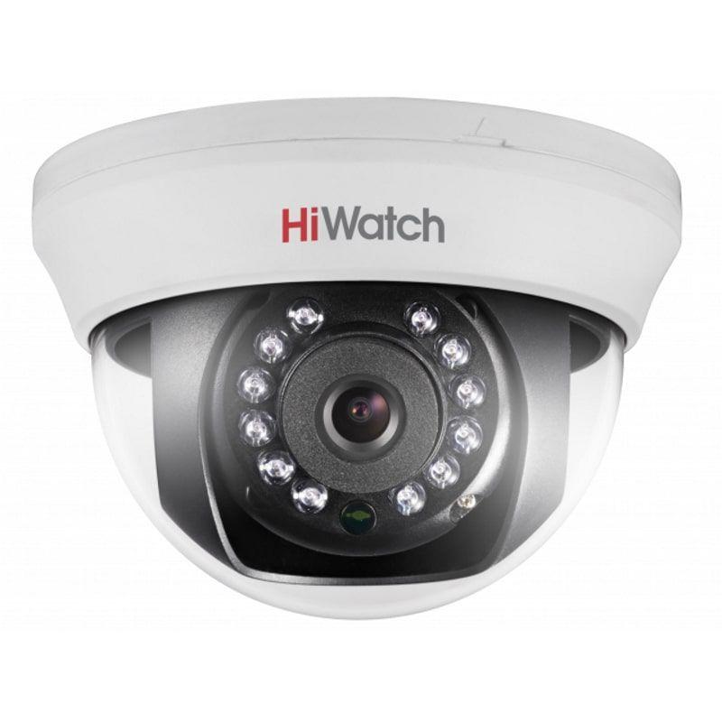 Видеокамера купольная HiWatch DS-T101