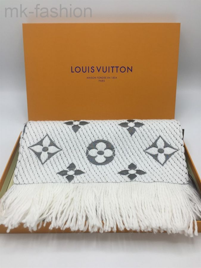 Louis Vuitton ШАРФ LOGOMANIA SHINE