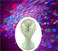 Декоративный LED-светильник Шар В Руках, 18 см, цвет белый (1)
