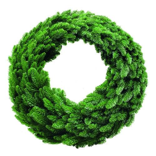 Триумф венок Нормандия диам. 60 см темно-зеленый