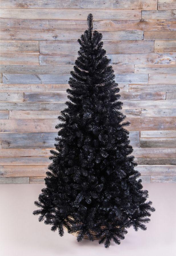 Искусственная сосна Санкт-Петербург 155 см черная