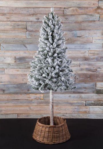 Искусственная елка Винзор 155 см заснеженная
