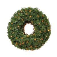 Триумф венок-люстра Элегантный 1 кольцо 60 см 144 ламп зеленый