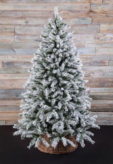 Искусственная елка Атлантида 185 см заснеженная