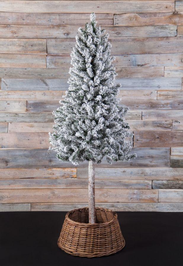 Искусственная елка Винзор 215 см заснеженная