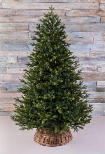 Искусственная елка Датская 155 см зеленая