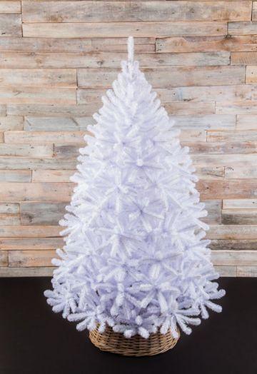 Искусственная елка Исландская 230 см белоснежная