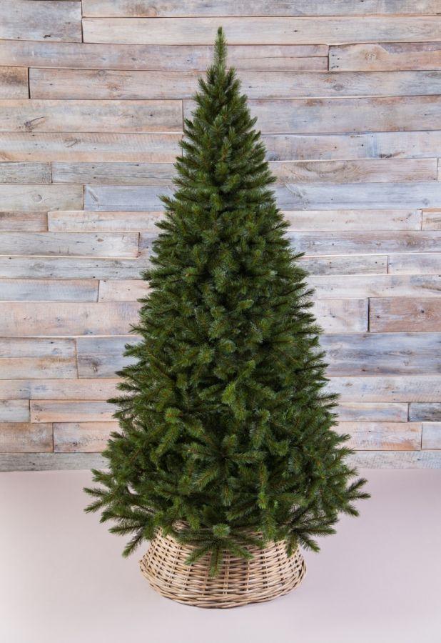 Искусственная елка Лесная Красавица стройная 260 см зеленая