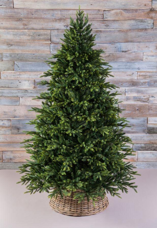 Искусственная елка Королевская премиум 230 см зеленая