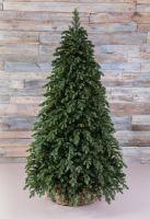 Искусственная елка Царская 230 см зеленая