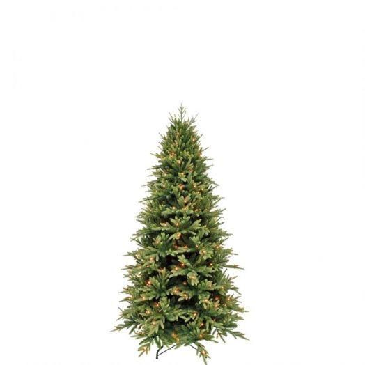 Искусственная елка Королевская стройная 260 см 360 ламп зеленая