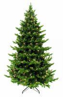 Искусственная елка Шервуд премиум 260 см 440 ламп зеленая