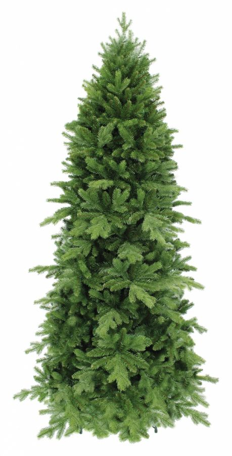 Искусственная сосна Изумрудная 425 см зеленая