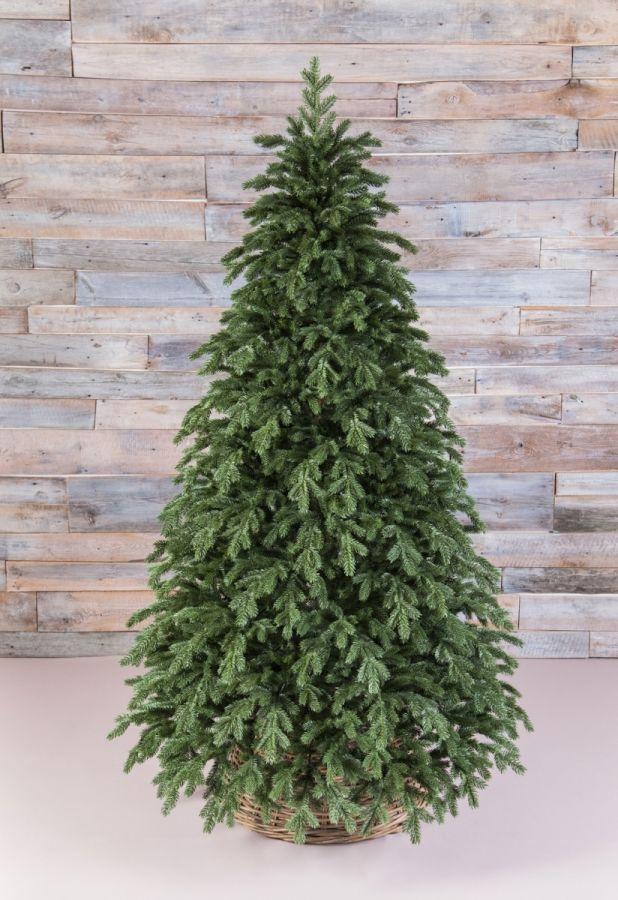 Искусственная елка Царская full РЕ 260 см зеленая
