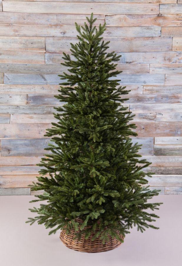 Искусственная елка Ирландская 365 см зеленая