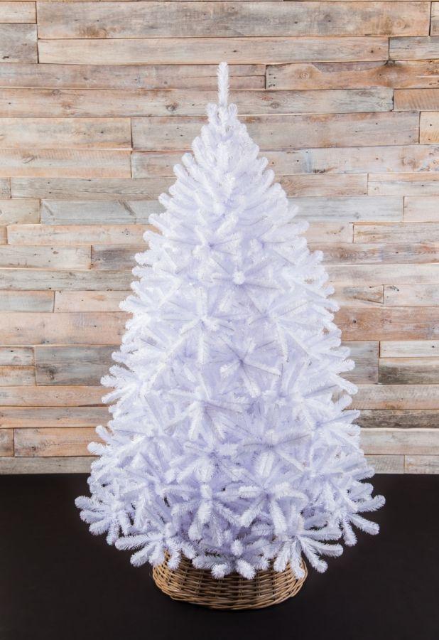 Искусственная елка Исландская 425 см белоснежная