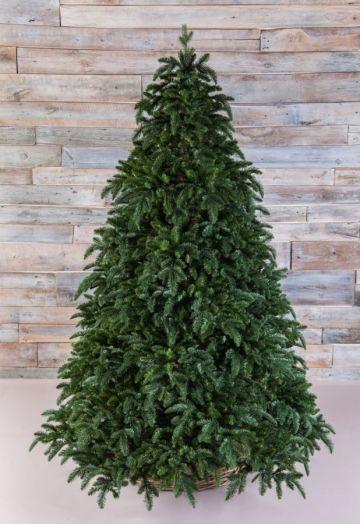Искусственная елка Нормандия 365 см темно-зеленая