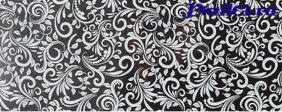 Фольга Белое кружево 5