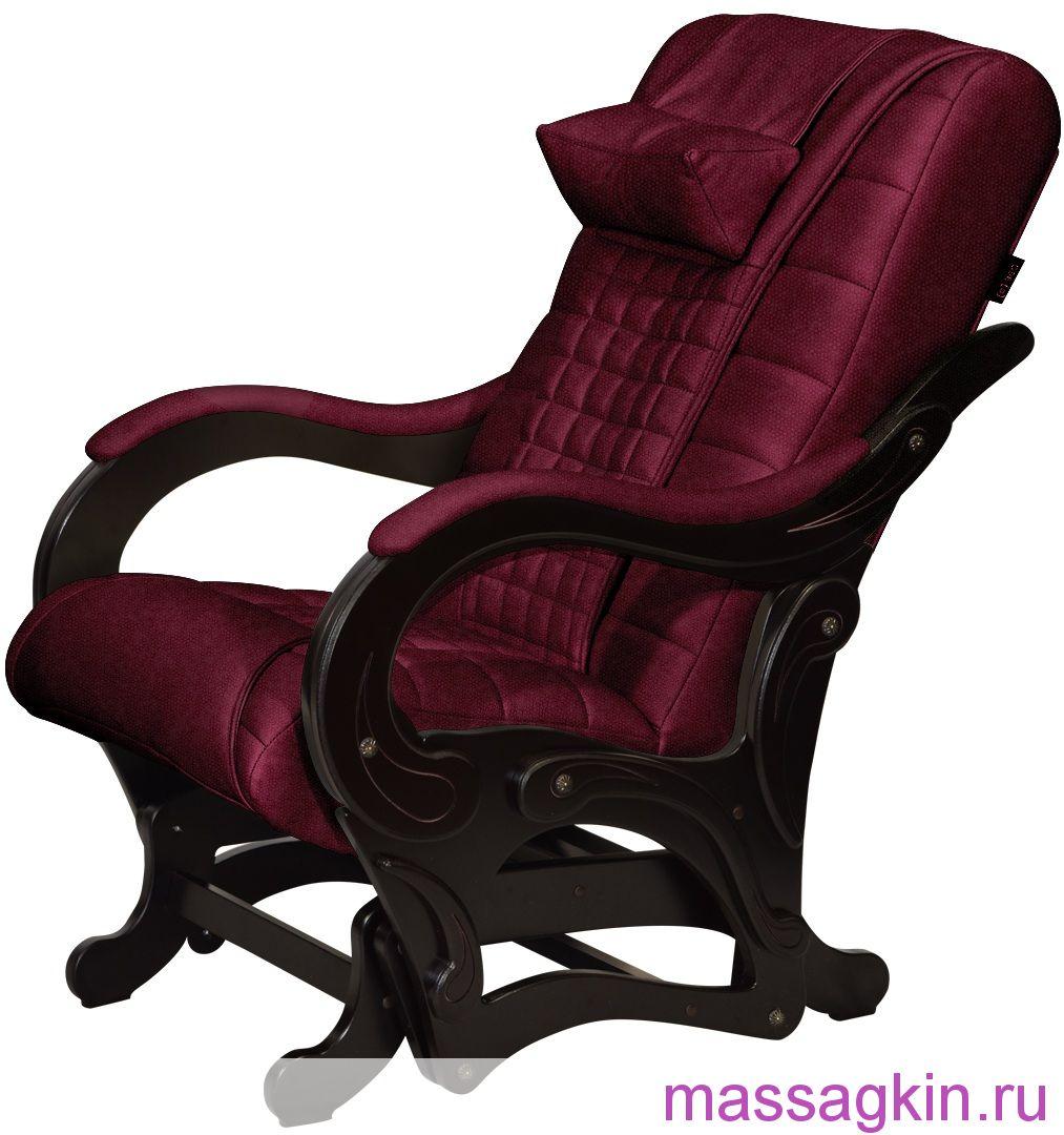 Массажное кресло-глайдер EGO BALANCE EG-2003 Натуральная кожа стандарт