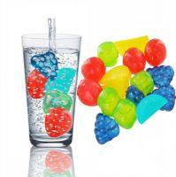 Многоразовый лед в форме фруктов Kitchen Planet (1)
