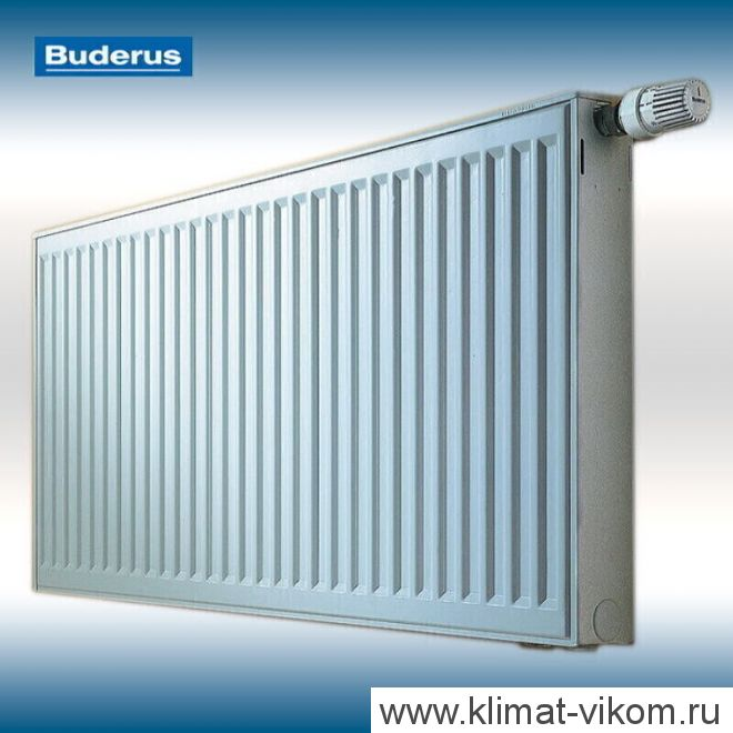 Buderus K-Profil 21/500/2000