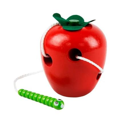 Шуровка яблоко
