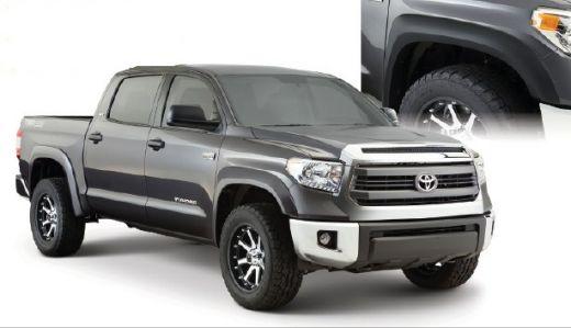 Расширители арок BUSHWACKER 38,1мм. Toyota Tundra 2014г.+