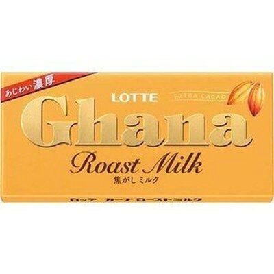 Молочный шоколад Ghana Roast Milk, 50 гр.