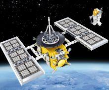 Конструктор спутник Вояджер Lego реплика 335 деталей