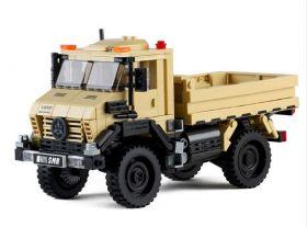 Конструктор Грузовик Мерседес Lego реплика 529 деталей